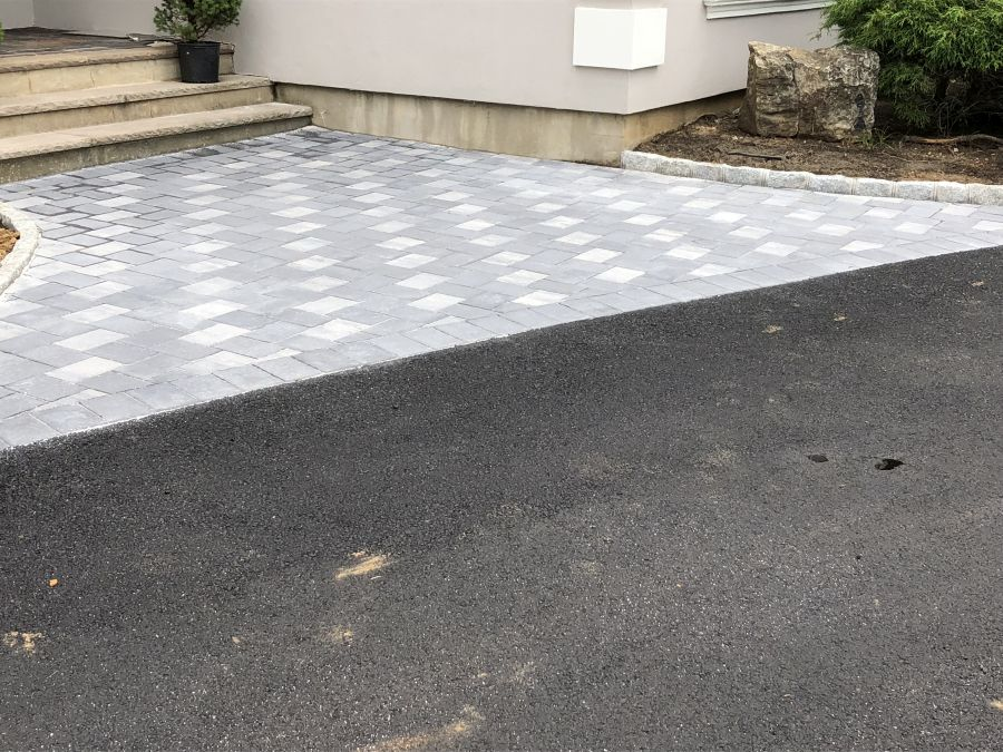 Paving Driveways