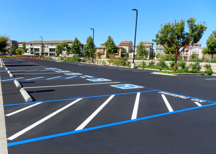 Parking Lot - Paving