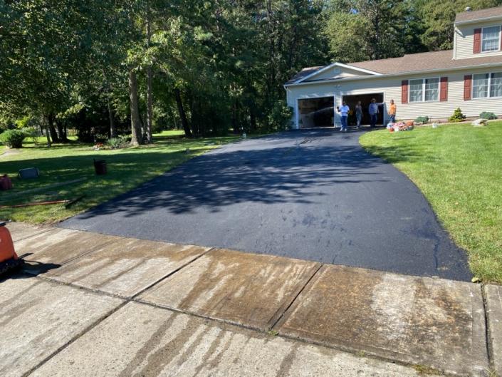 Asphalt paving Jackson New Jersey
